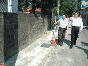 竹市高峰路排水改善工程近完工 長年困擾有解