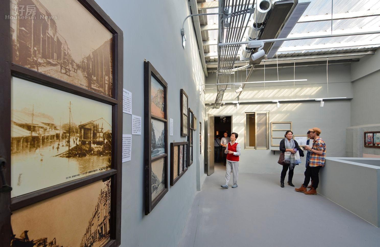 好思藝廊提供空間,讓各種藝術家得以發揮。(好房網News記者 陳韋帆/攝影)