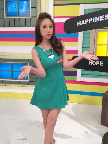 9.目前在各綜藝節目擔任助理主持或來賓的蔡小潔,擁有超過七年租屋經驗。
