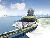 光設計費就破億 亞洲新灣區將蓋41層超高住宅大樓!