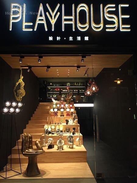 5. 為了投入「Playhouse」傢飾館,蔣承縉去年宣布退休。