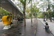文青排排坐,台中誠品綠園道