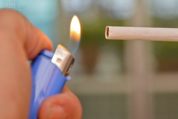到底能不能在家抽菸?律師公布關鍵判決。(好房網News記者 陳韋帆/攝影)