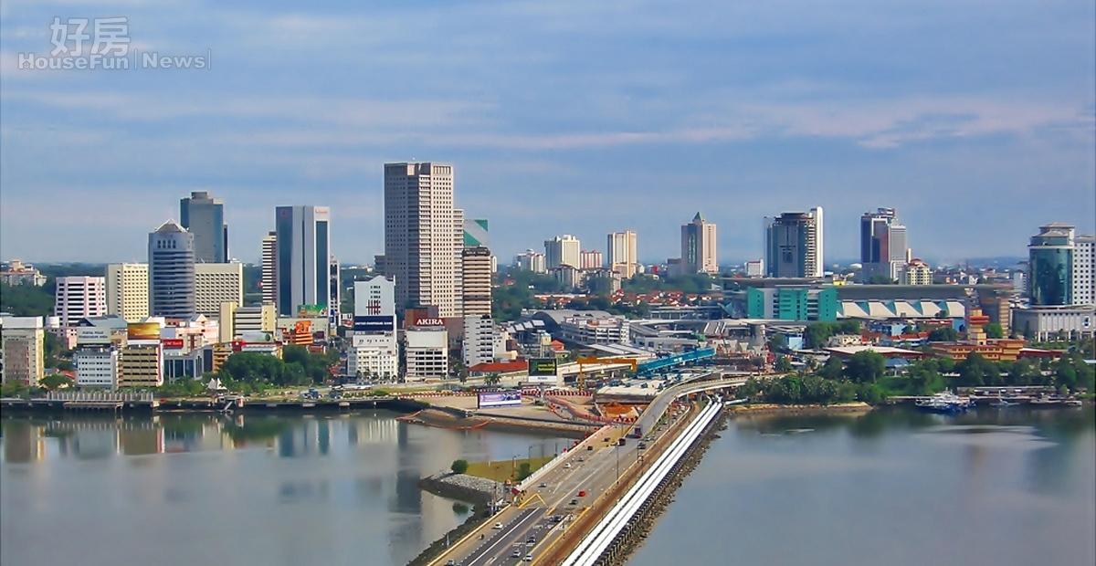馬來西亞唯一的國際高球場別墅建案,位在新開發的依斯干達特區。(業者提供)