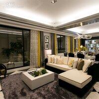 豪華溫馨樸實,哪種客廳裝潢是最愛