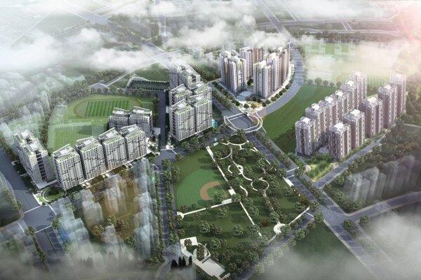 世大運選手村將改建為社會住宅。(截取自2017世界大學運動會在台北網站)