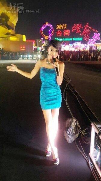 8. Maggie擔任2015「台灣燈會在台中」烏日主燈區節目中英雙語主持人。