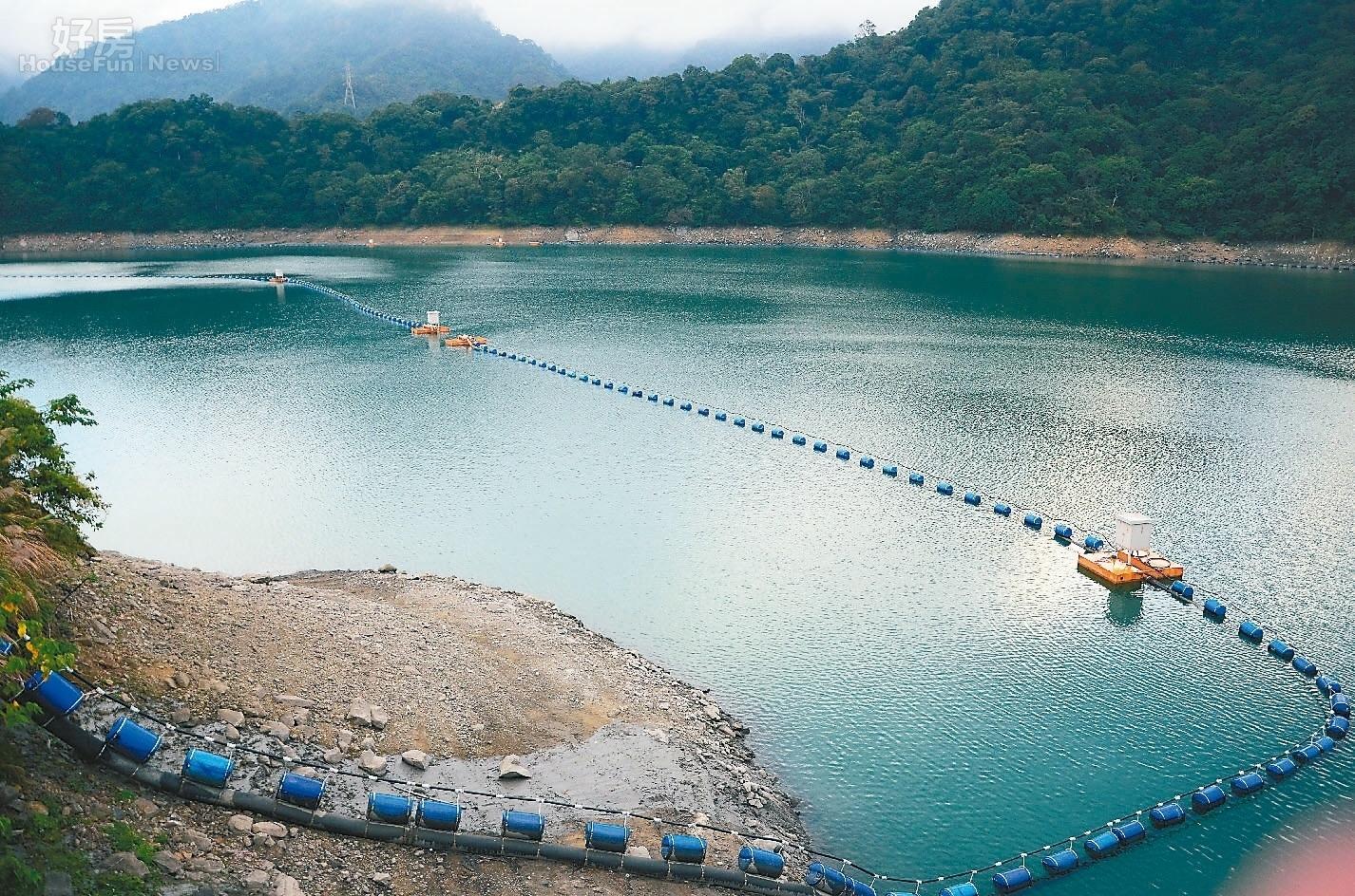 為解決台灣缺水問題,前瞻水環境計畫斥資千億元,增加每日供水能力。(好房網資料中心)