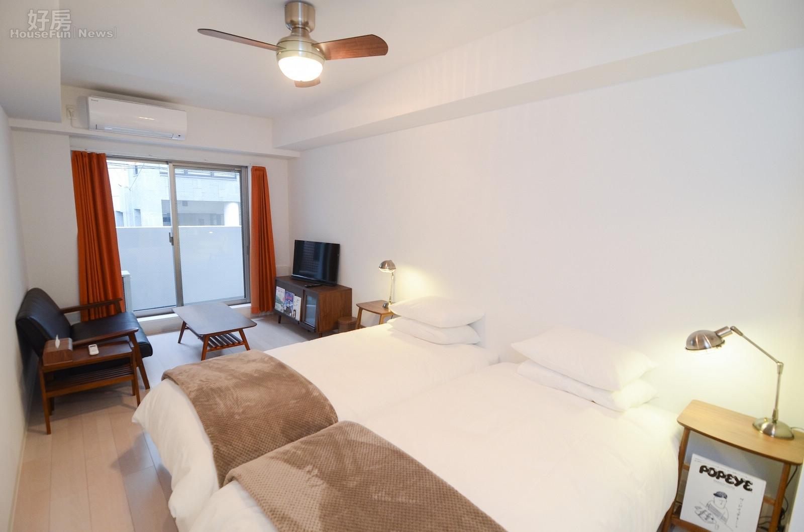 赴日置產的民眾,未來除了純住宅出租,也能轉作飯店式公寓包租公。(東京房東網提供)
