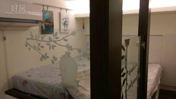 5.客房最多可睡三個人,若有太多客人來訪也不怕沒地方睡。