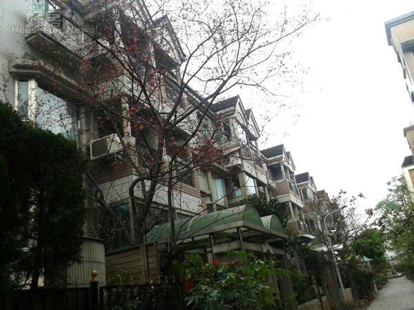 4連拼獨棟別墅規劃整齊,是「大華山莊」最大優勢與特色。